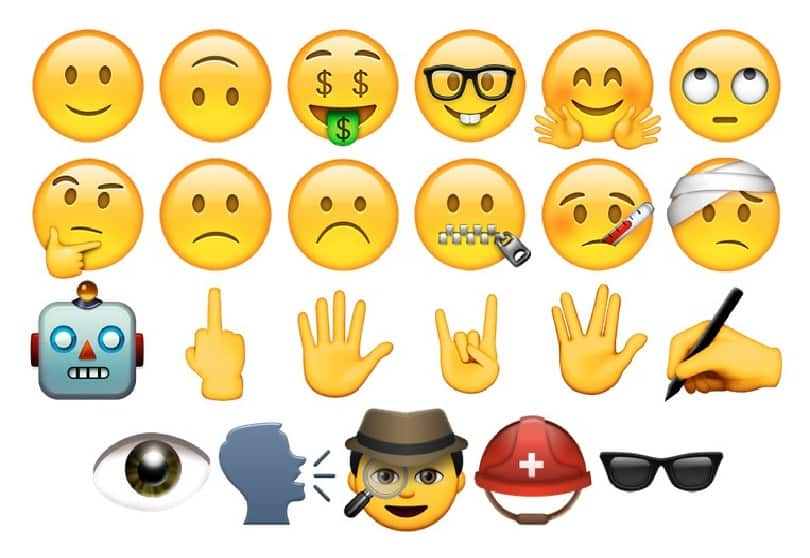 Download Emoji iOS 11 for all Android phones