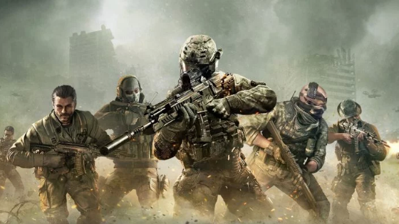 Call of Duty: Mobile is announced for iPhone and Android