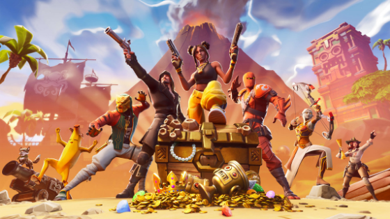 How to join Fortnite accounts