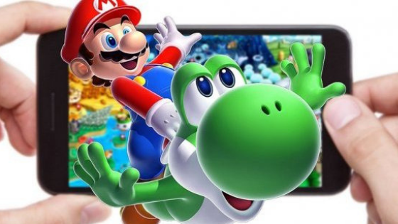Nintendo: official smartphone to play on the way?