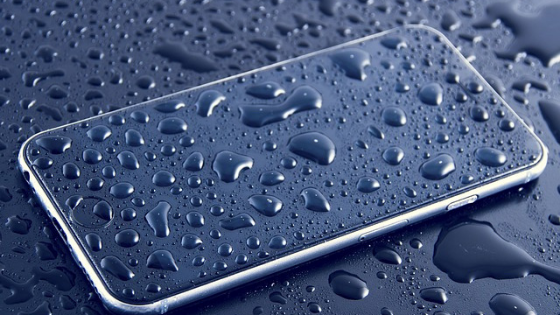 What to do if the smartphone falls into the water