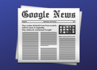 How to disable Google News