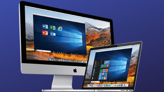 Install and virtualize Windows on Mac for free