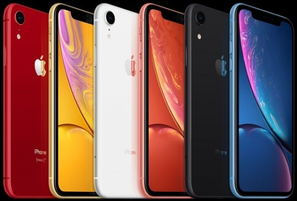 iphone xr_vs_iphone xs_colors
