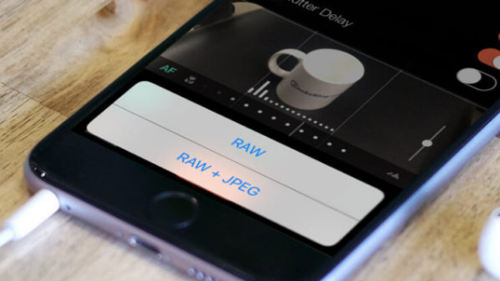 7 Best Apps to edit RAW photos with iPhone