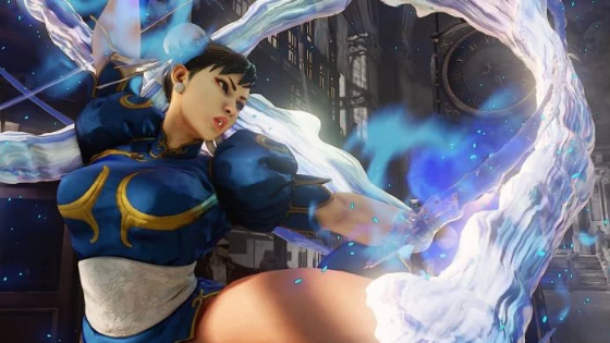 Chun-Li in Street Fighter 5: Moves, Tricks and Combos