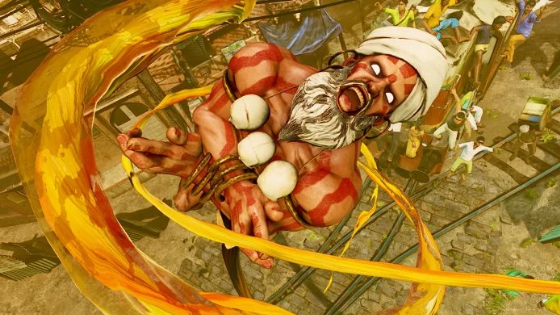Dhalsim in Street Fighter 5: Moves, Tricks and Combos
