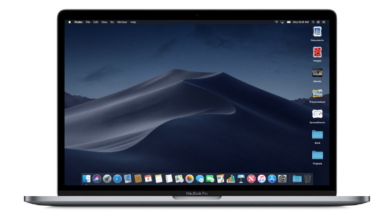 How to find large files on MacOS Sierra or Later