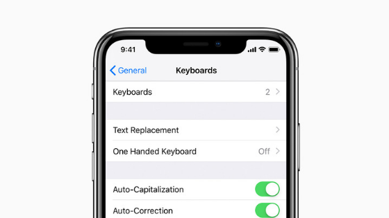 How to set Swift Key, Google keyboard as default keyboard on iPhone and iPad