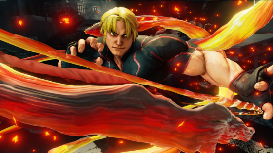 Ken in Street Fighter 5: Moves, Tricks and Combos