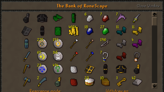 THE 5 HIGHEST-PRICED OLD SCHOOL RUNESCAPE ITEMS