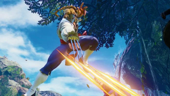 Vega in Street Fighter 5: Moves, Tricks and Combos