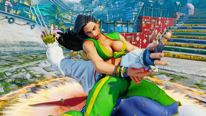 laura-street-fighter-v