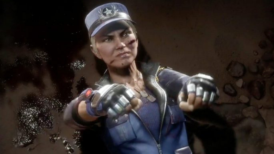 4 tricks with Sonya Blade in Mortal Kombat 11