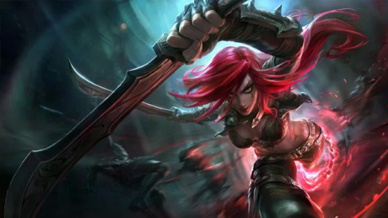 How to play with Katarina in LoL [counter and build]