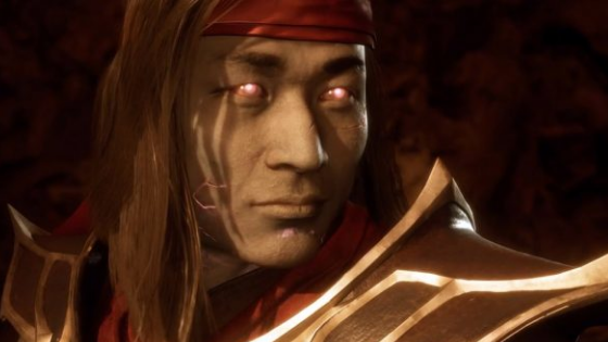 Liu Kang in Mortal Kombat 11