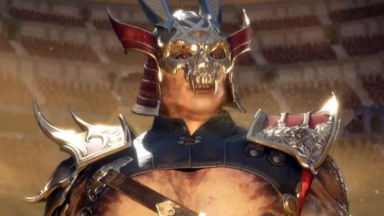 Shao Kahn in Mortal Kombat 11