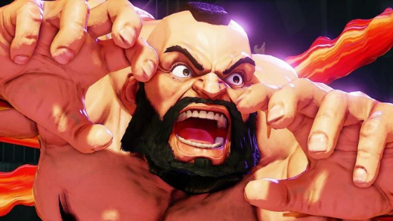 Zangief in Street Fighter 5: Moves, Tricks and Combos