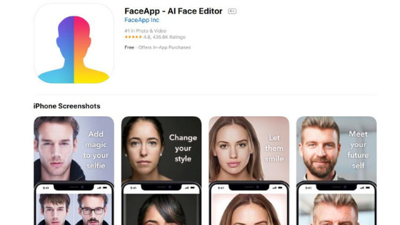Does FaceApp use your photos? How to defend yourself and delete data