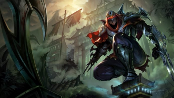 How to play with Zed in League Of Legends [counter and build]