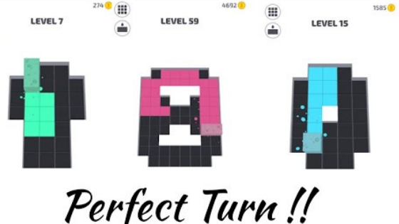 Trick to get unlimited money and other things in Perfect Turn! Android