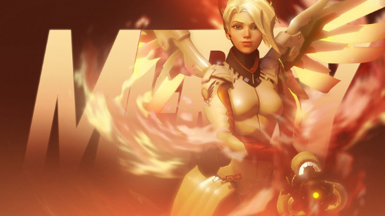 3 Tricks with Mercy on Overwatch