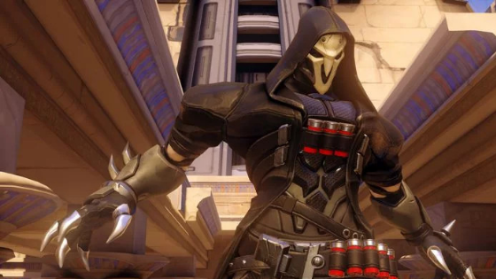 3 Tricks with Reaper on Overwatch