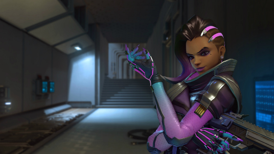 3 Tricks with Sombra on Overwatch