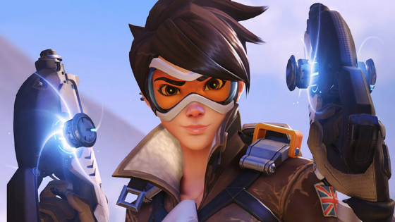 3 Tricks with Tracer in Overwatch