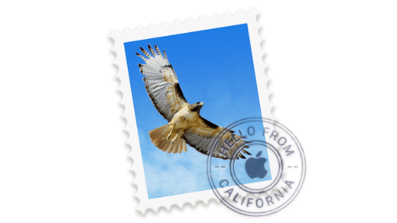 Mail for macOS, how to add an attachment always at the end of the messages