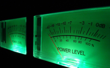 What is the difference between frequency and decibels?