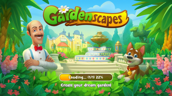 Get Unlimited Money in Gardenscapes For Android