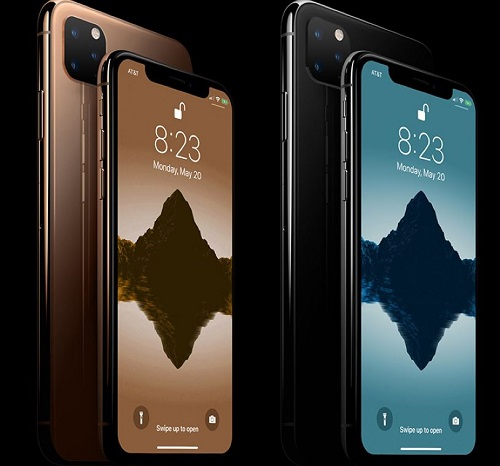 How will iPhone 11 and 11 Max be based on rumors