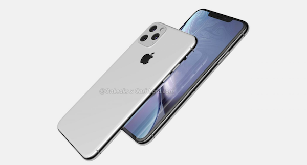 iPhone XI Max from onleaks