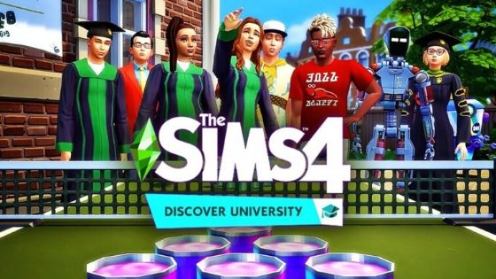 download The Sims 4 Discover University on Windows PC