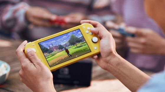 7 games incompatible with Nintendo Switch Lite