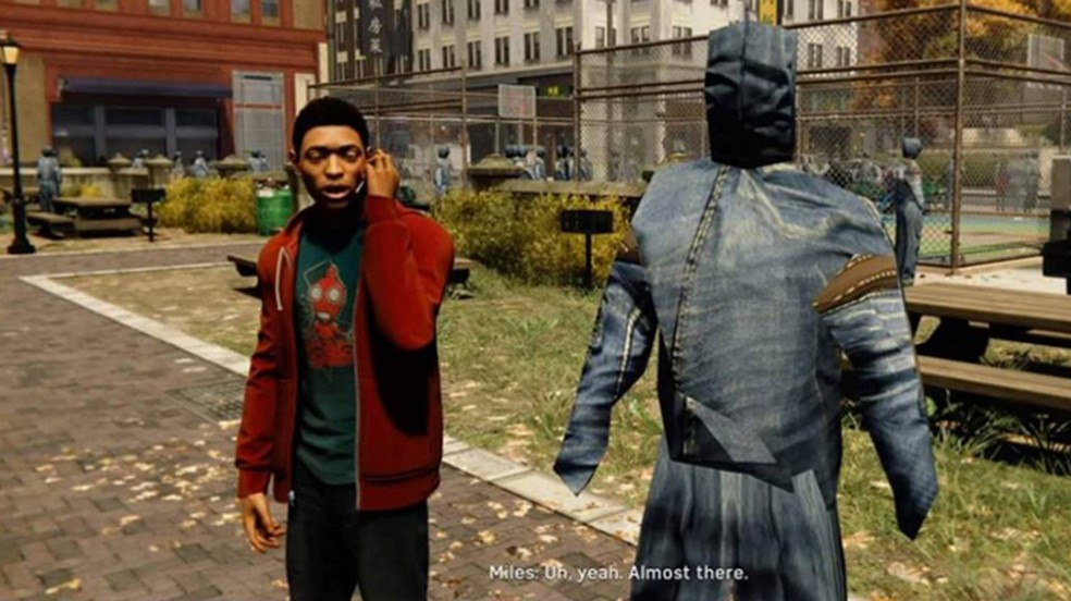 Bizarre people made of jeans in Spider-Man create one of the strangest bugs on the list