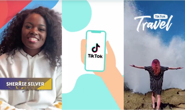 How to make video on TikTok without holding any buttons