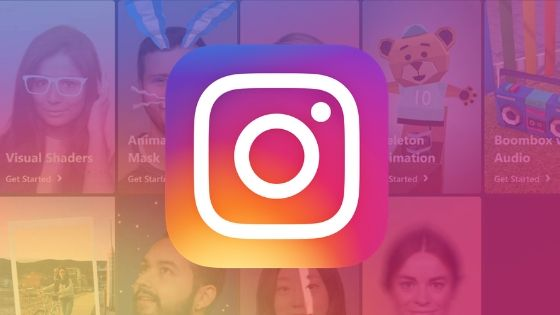 Instagram Stories: how to create your own filter and use it