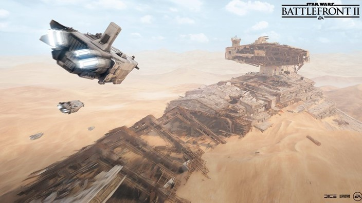 New ships and planets arrive atStar Wars