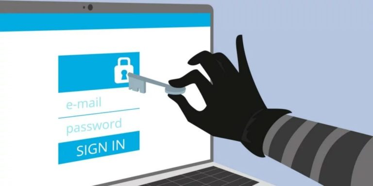 Safe user identification method has been circumvented by Chinese hackers