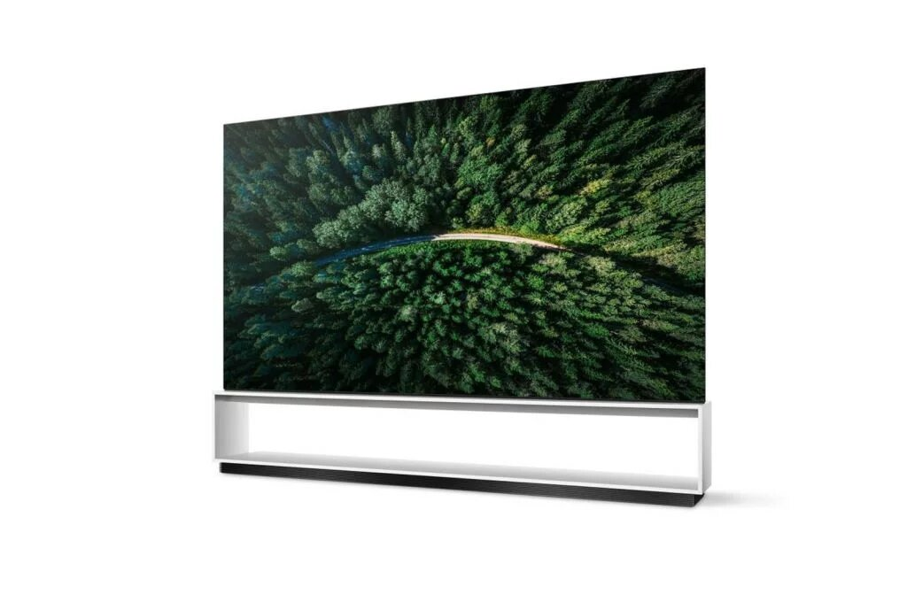 Smart TV Z9 OLED is a recent LG launch in the 8K segment
