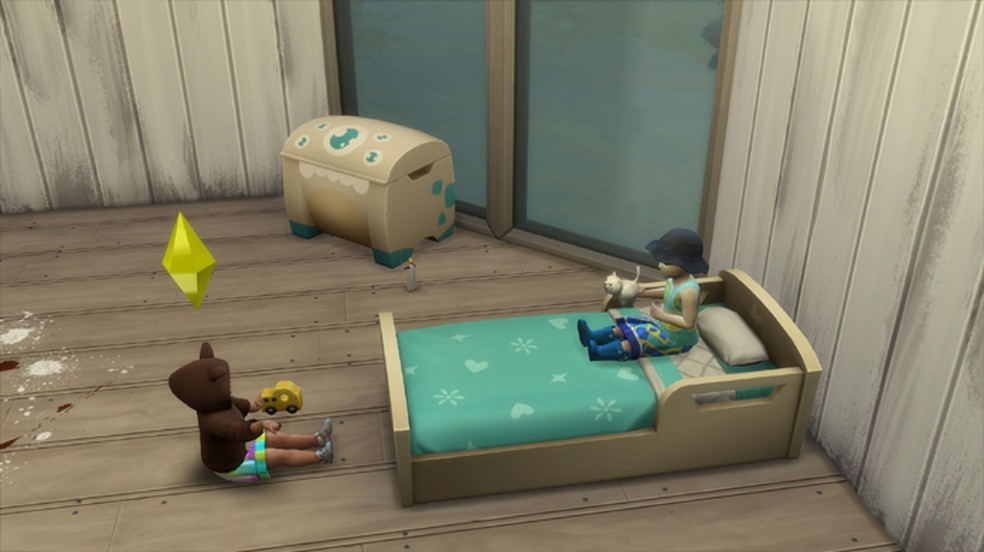 The toy bug in</p> <figcaption>The Sims 4 started simply but had dire consequences