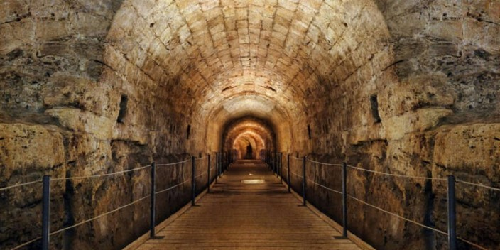Treasure Tunnels in Israel