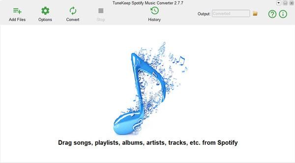spotify-music-converter-interface