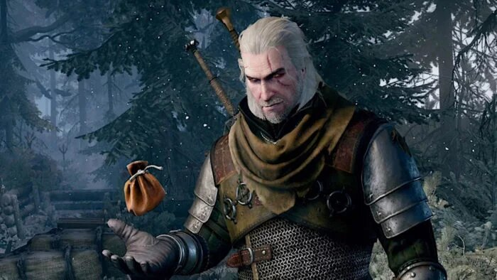 Geralt Money The Witcher 3