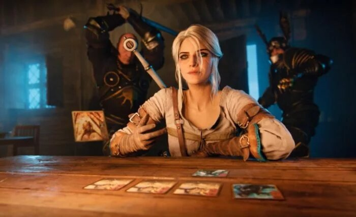 Gwent Cards The Witcher 3-2