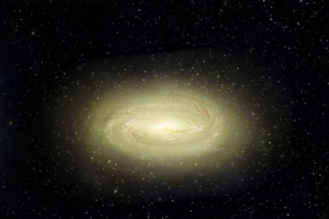 Zombie galaxy hasn't created new stars for over 10 billion years