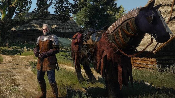 witcher-horse