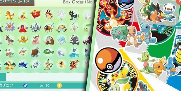 Pokémon Home: Legendaries and Rare Pokémon